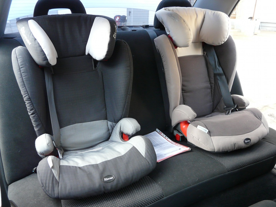 Начали действовать новые правила транспортировки детей вавтомобилях