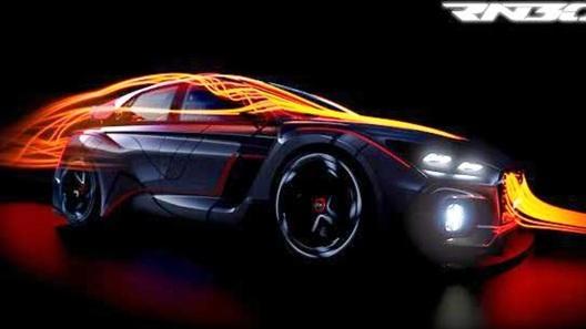 Хёндай привезет вПариж концептуальный автомобиль спорткара