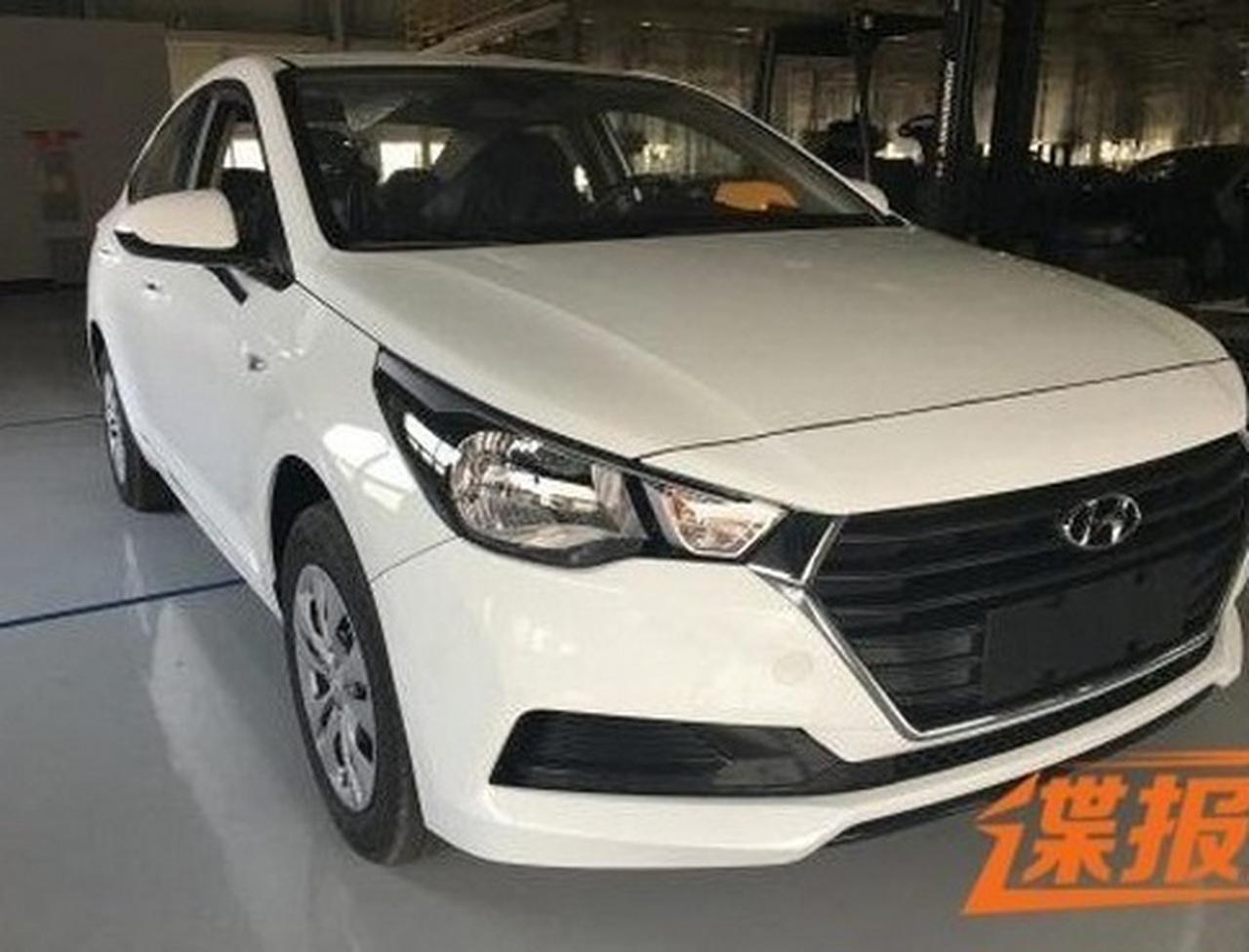 Новый Hyundai Solaris В январе будет солнечно