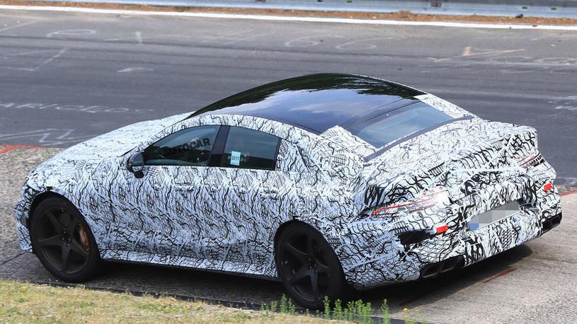 Benz представит новый концептуальный автомобиль вПеббл-Бич