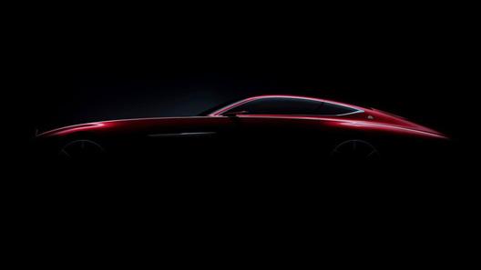 Появились фото концепта Mercedes-Maybach 6