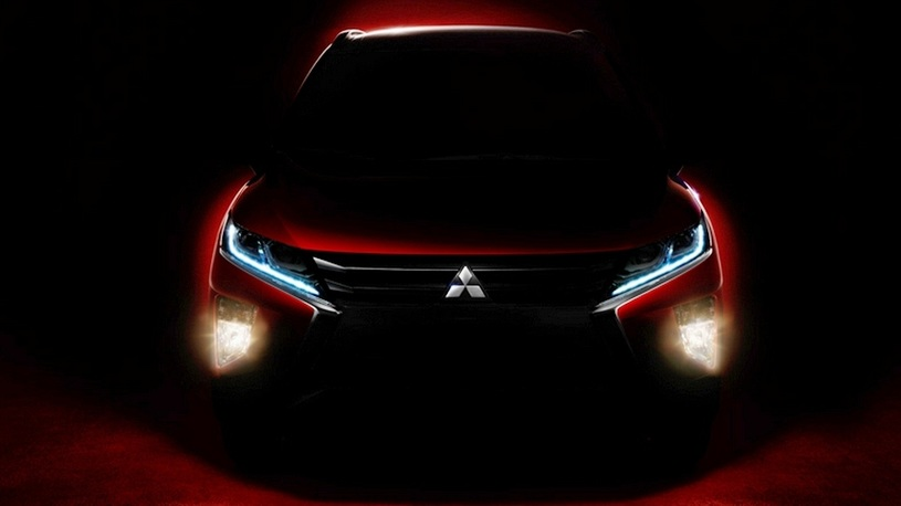 Митсубиши Eclipse Cross: мировая премьера нового компактного SUV