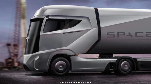 Tesla планирует производство самого скорого Roadster