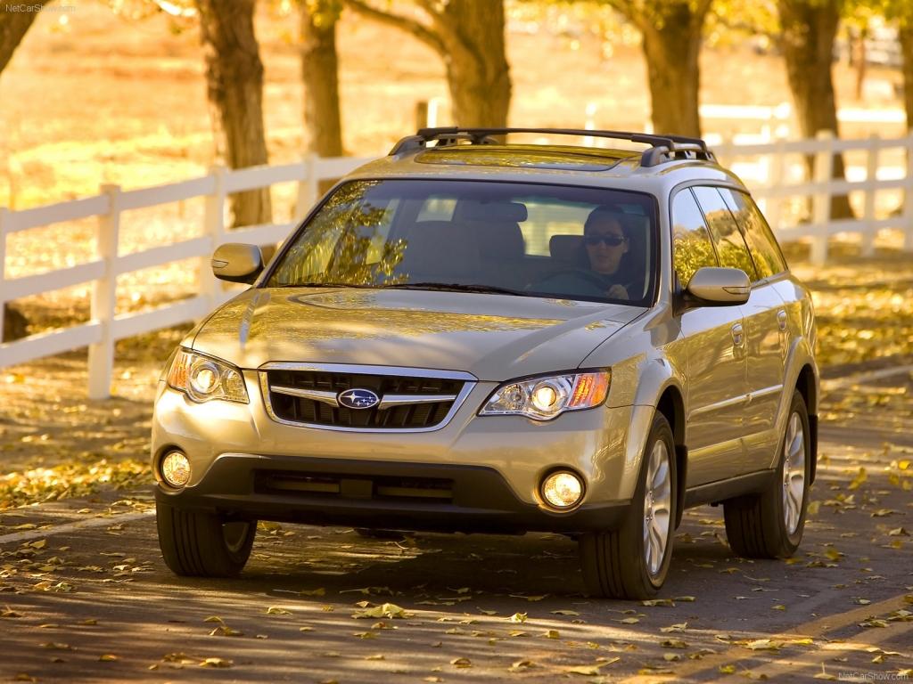 Subaru-Outback_3.0_R_2008_5, ф…