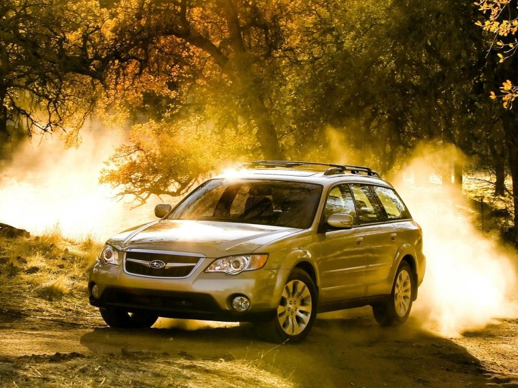 Subaru Outback: підкорювач бездоріжжя
