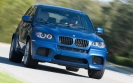BMW X5 M Front And Side