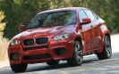 BMW X6 M Front And Side Speed