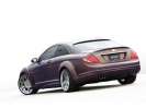 FAB Design Mercedes Benz CL Widebody Studio Rear Angle Tilt