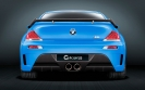 G Power BMW M6 Hurricane CS Rear 2009