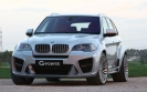 G Power BMW X5 Typhoon Front Angle