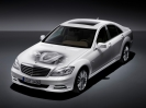 Mercedes Benz S Class S 400 Hybrid Studio Engine Ghosted