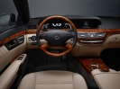 Mercedes Benz S Class S 600 Dashboard