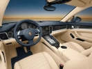 Porsche Panamera Turbo Dashboard 2010